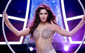 Katrina's secret to a flat tummy!